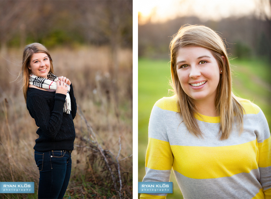 Senior Portraits | Ryan Klos Photography, Woodstock, IL portrait photographer.