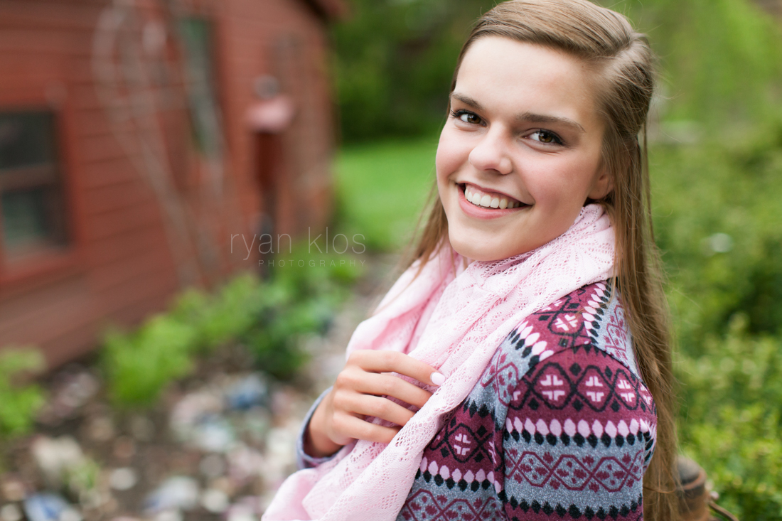 Woodstock Senior Portraits by Ryan Klos Photography