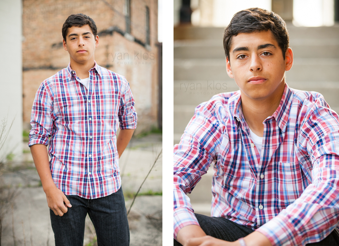 Prairie Ridge Senior Portraits by Ryan Klos